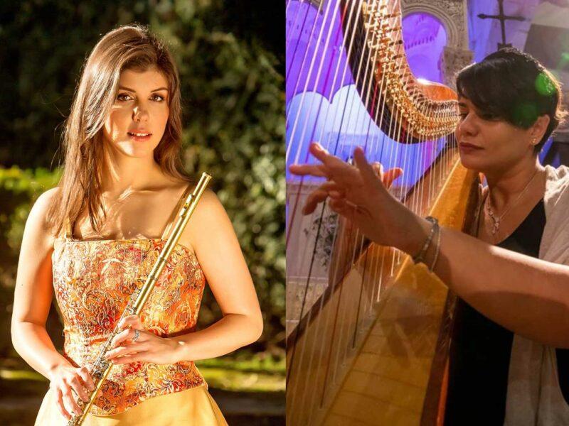 Concerto per Arpa e Flauto